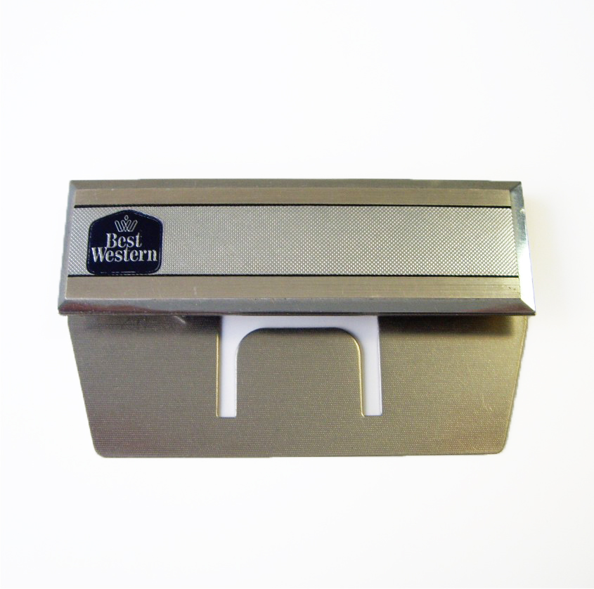 Portasolapas plata