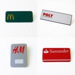 Placas identificativas Standard