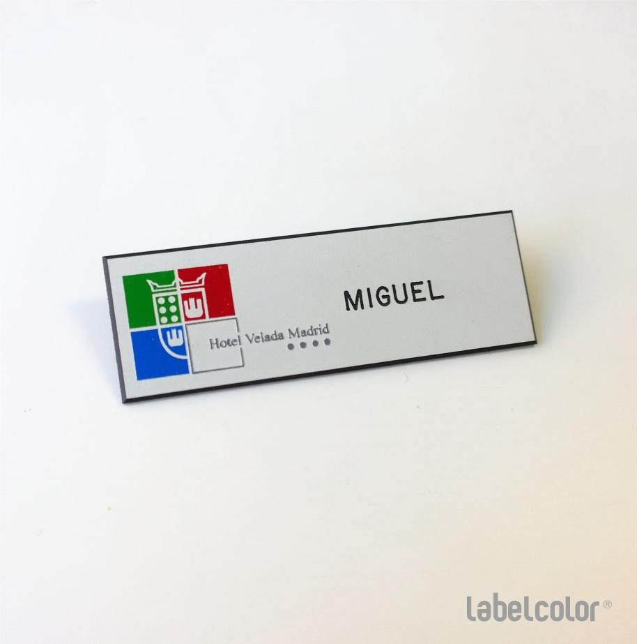 Identificador con colores
